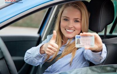 Dịch vụ đổi bằng lái xe của Legal ANT